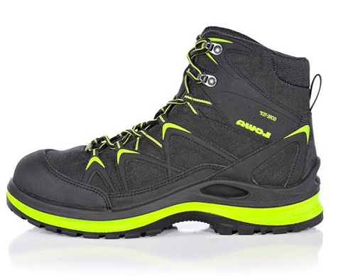 Innox WorkGTX Mid sw-lime